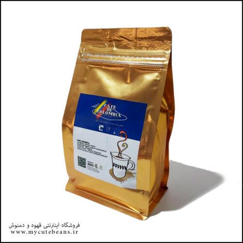 دان قهوه کلمبیا | دانه قهوه | قهوه کلمبیا | عربیکا | خرید دان قهوه