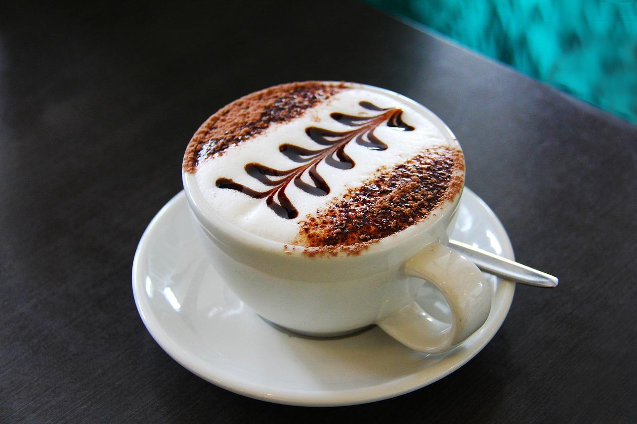 قهوه فلت وایت ( flat white coffee )